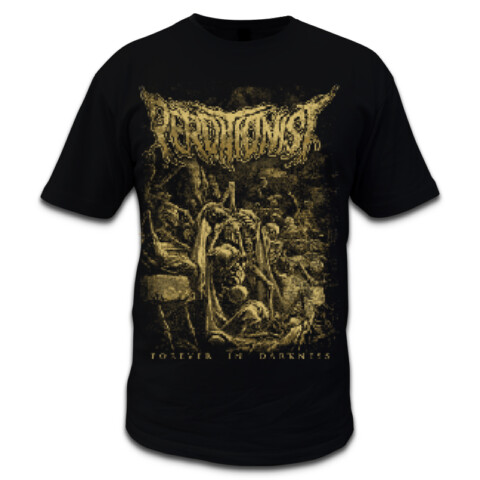 FOREVER IN DARKNESS Shirt - Perditionist
