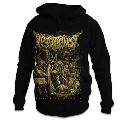 FOREVER IN DARKNESS Hoodie - Perditionist
